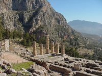 Ancient Delphi - The full-day tour to Delphi